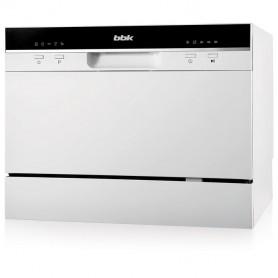 Посудомоечная машина BBK 55-DW011 белый