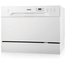 Посудомоечная машина BBK 55-DW012D белый