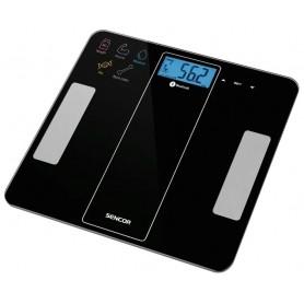 Весы напольные Sencor SBS 8000BK