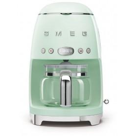 Кофеварка капельнная, SMEG DCF02PGEU , пастельный зеленый